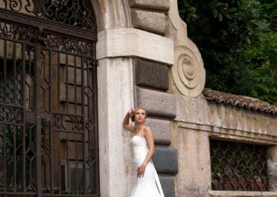 свадебная фотосессия в Риме katerinaz