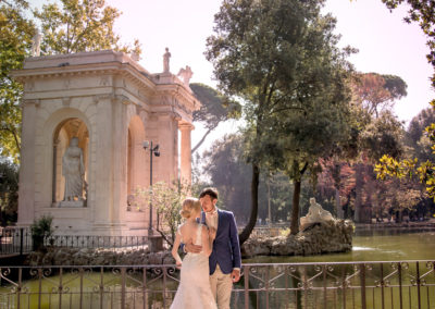villa borghese фотограф в риме wedding photo photographer Rome Italy