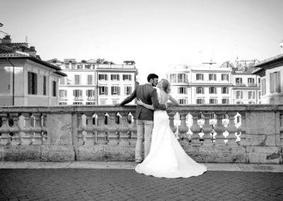 wedding photo in romeфотосессия в риме фотограф в италии