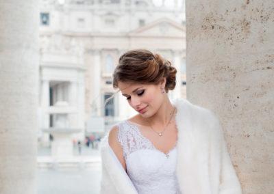 wedding photo photographer Rome Italy vatican