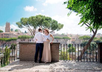 wedding photo photographer Rome engagement