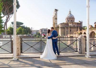 wedding photo rome_italyфотосессия в риме фотограф в италии