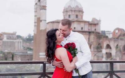 Свадебное путешествие в Риме