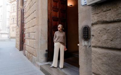 Fashion сьемка во Флоренции